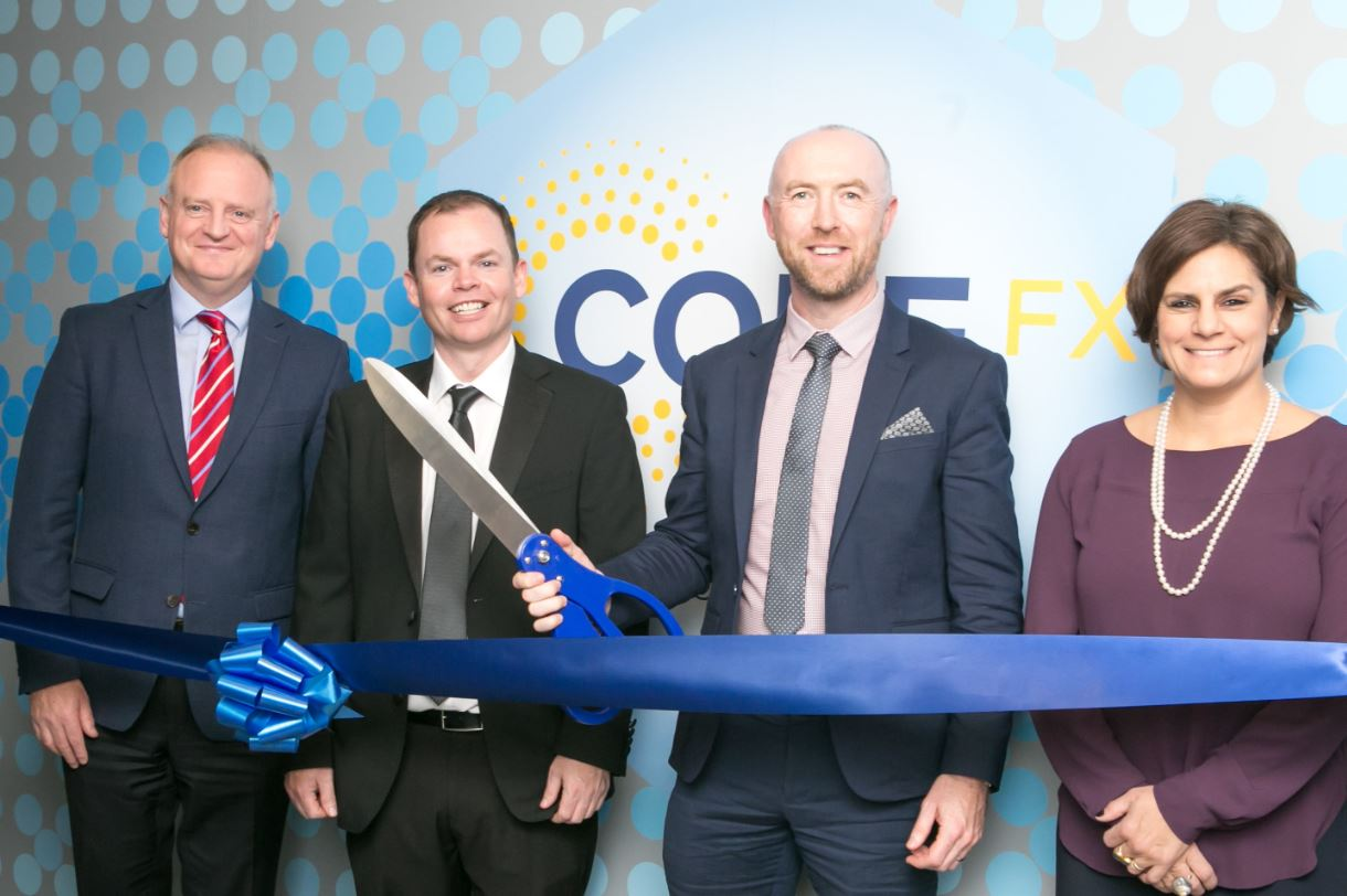 The Chicagoland Chamber joined partner Consulate General of Ireland for the  grand opening of CoreFX Ingredient s new innovation center in Chicago. 8639c1e71
