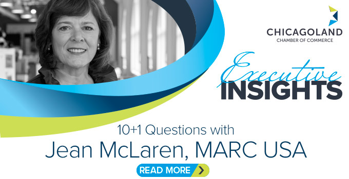 Executive Insights 10+1 with Jean McLaren