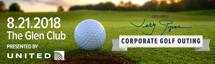 First Annual Jerry Roper Corporate Golf Outing