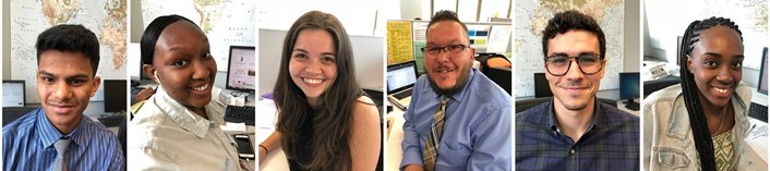 o	2018 Interns at the Chicagoland Chamber of Commerce