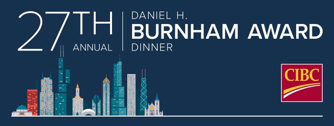 27th Annual Daniel H. Burnham Award Dinner