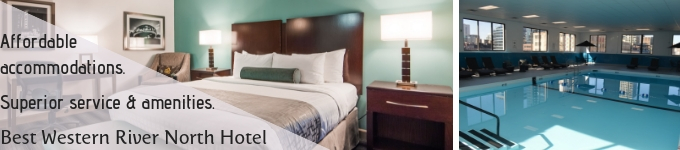 Affordable accommodations, superior service & amenities. Best Western River North